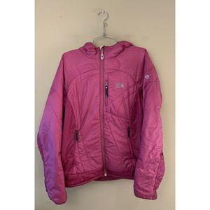 Mountain Hardwear Berry Primaloft Insulated Jacket